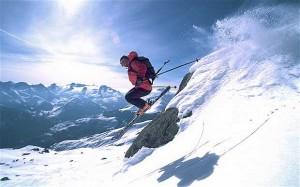 Катание на лыжах - хитрости