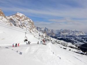 Итальянский горнолыжный курорт Альта-Бадия