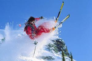 Горные лыжи - экстрим или отдых?