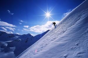 Кавказский горнолыжный курорт