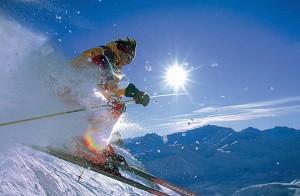 Начало, бум и развитие горнолыжного туризма и курортного спорта