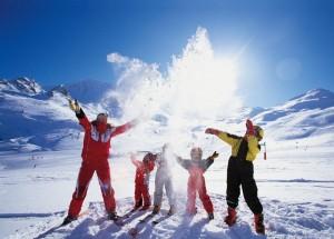 Популярность обычного и экстрим горнолыжного спорта