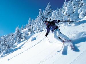 Про горнолыжные курорты