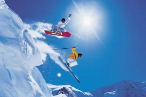 Виды горнолыжного спорта