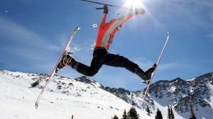 Фристайл – разновидность горнолыжного спорта