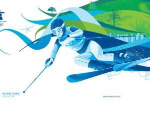 Горнолыжный спорт в Олимпийских играх