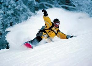 Сноубординг как вид горнолыжного спорта