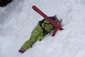 Учимся горнолыжному спорту без травм