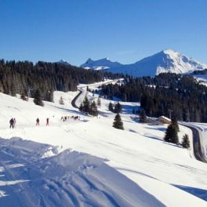 Россия дарит красоту своих горнолыжных курортов