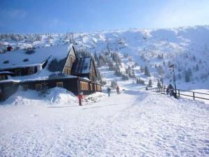 Карпач – любимое место отдыха лыжников