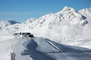 Альпы лучший горнолыжный курорт