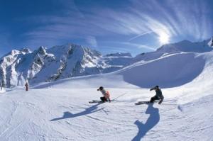 Один из лучших горнолыжных курортов Италии