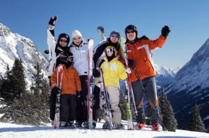 Горнолыжный туризм в Австрии