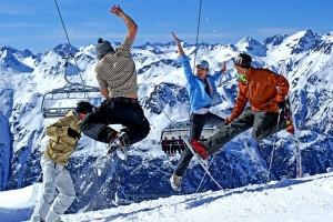 Пятерка самых популярных горнолыжных курортов на сегодня