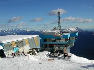 Самый популярный горнолыжный курорт Словении