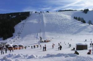 Один из самых прославленных горнолыжных курортов в Европе