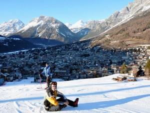 Один из лучших горнолыжных курортов в  Украине