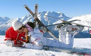 Лучшие горнолыжные курорты в Европе